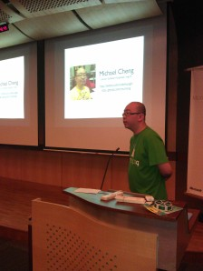 Michael Cheng, mig33